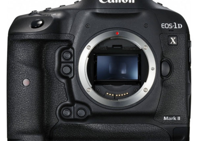 NEW! Canon 1D X Mark II