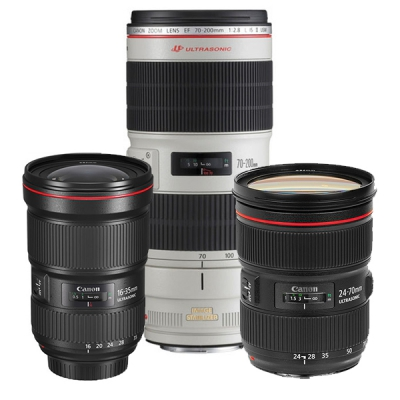 Canon L-Zoom set