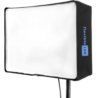 Fomex FL1200 bi-color met softbox