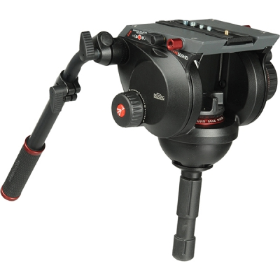 Manfrotto 509 head