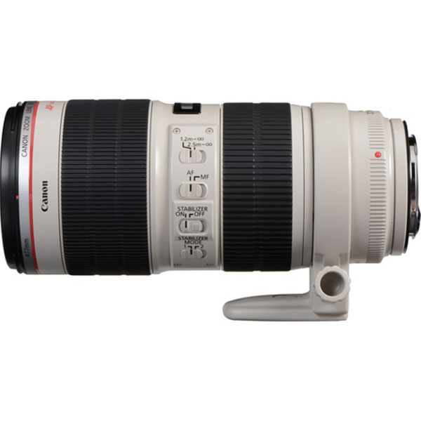 Canon 70-200mm f2.8 L USM IS II